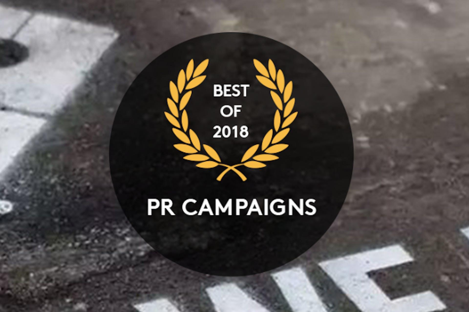 Top PR campaigns