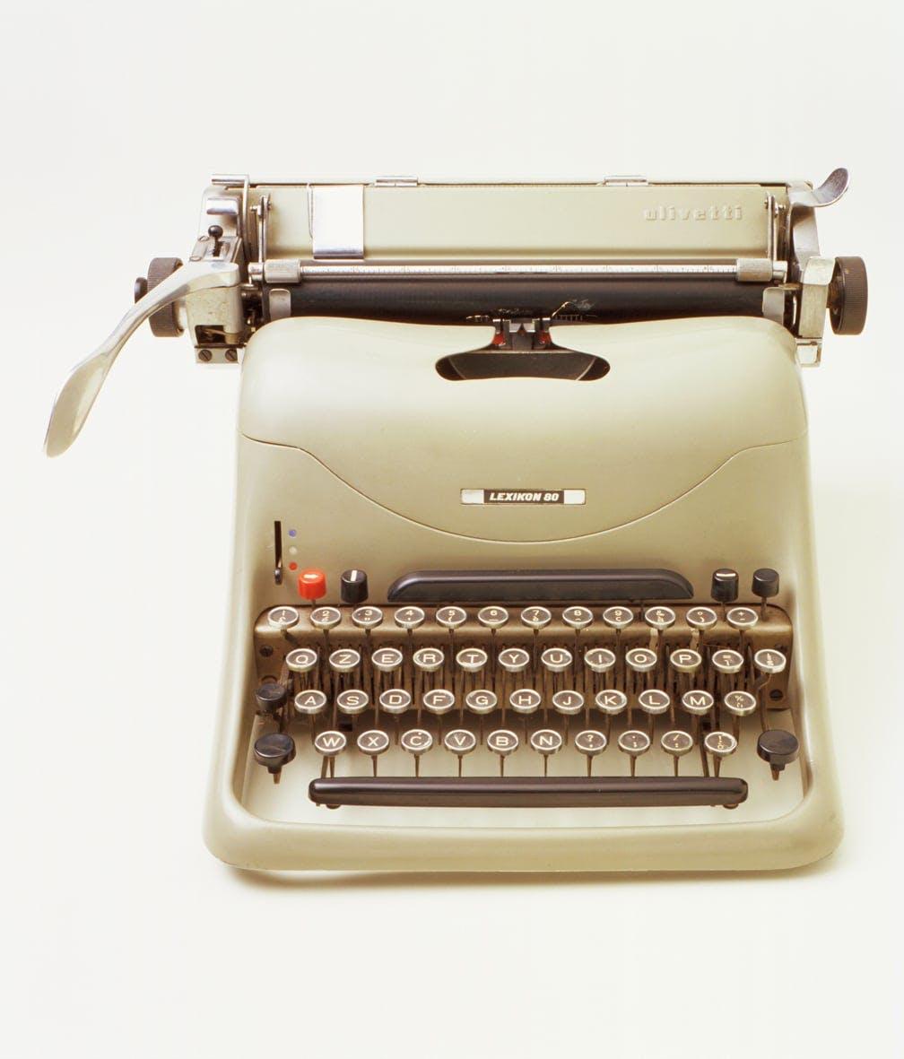 MacBook Pro de 1948 — Triennale Milano
