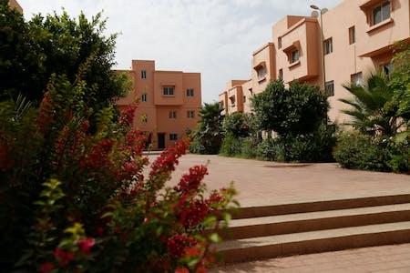 Immobilier Tensift résidence Ménara Holding, quartier résidentiel