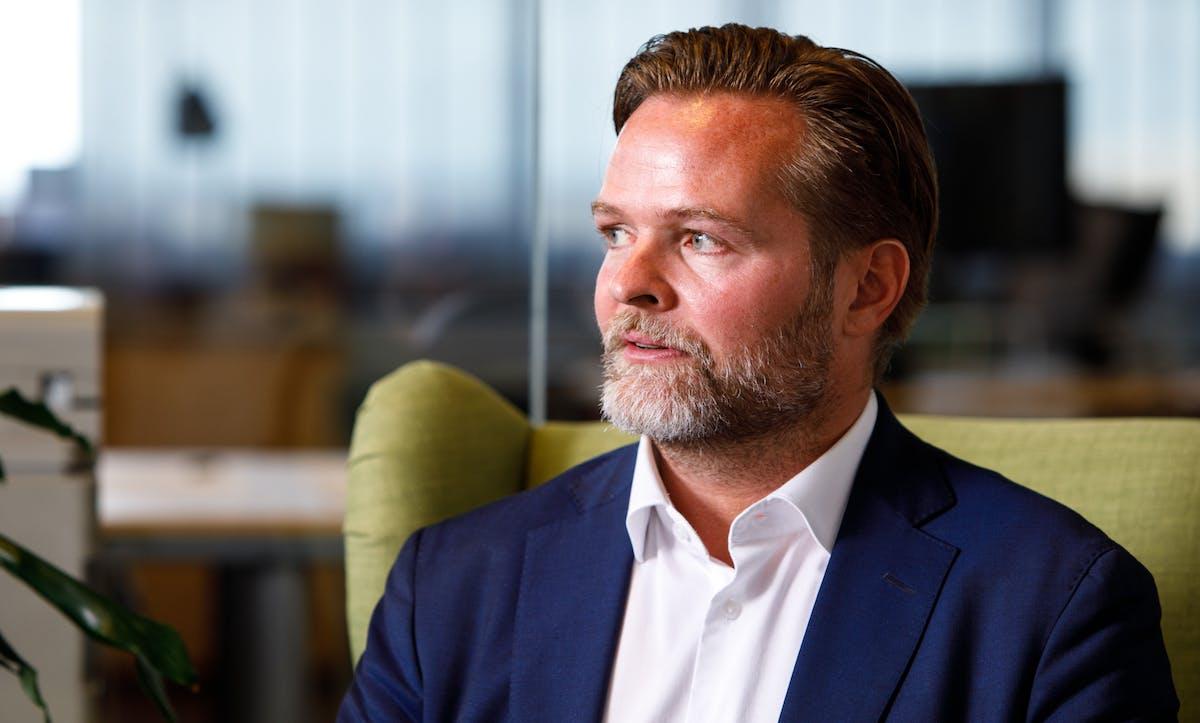 Viggó Ásgeirsson, framkvæmdarstjóri Meniga á Íslandi