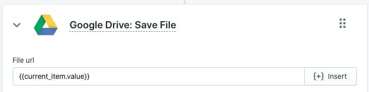 Google Drive File URL