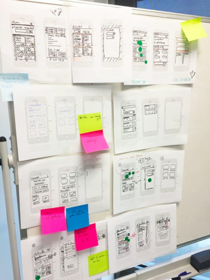 Ideation Workshop at CrediMarket by Metakitrina