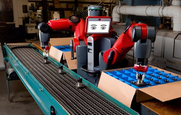 Bot assembly line