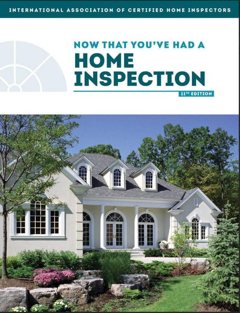 Best-selling home maintenance book.