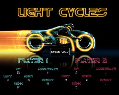 Light Cycles preview