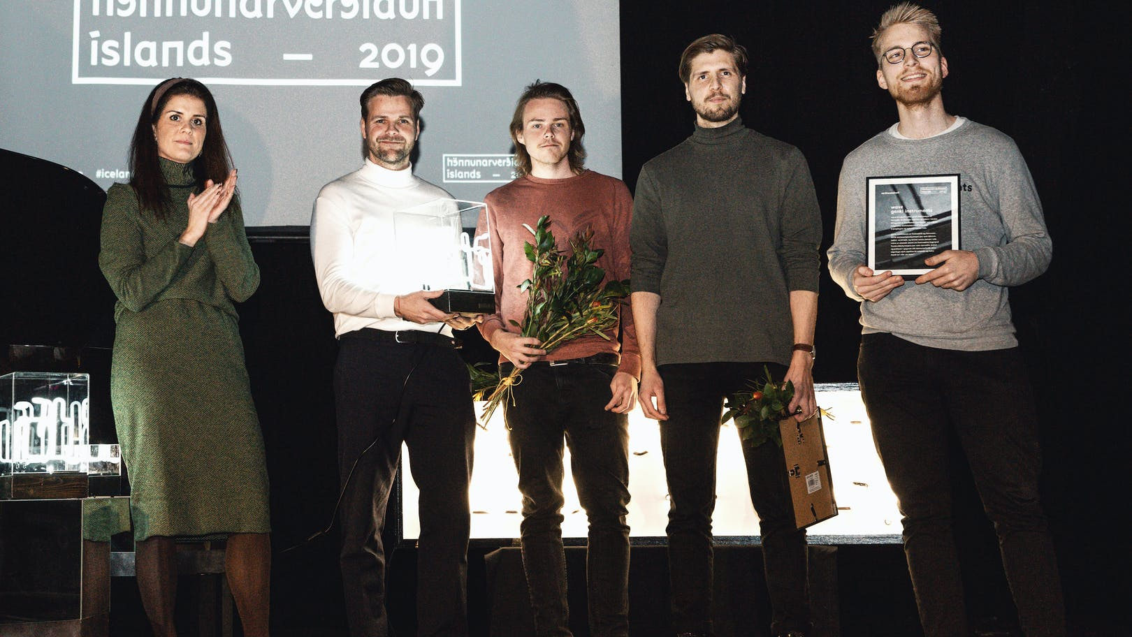 Icelandic Design Awards 2019.