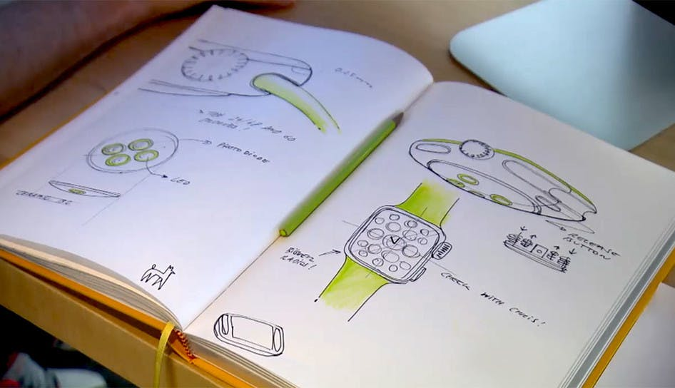 Jony Ive on the Design of the Apple Watch | The Work Behind The Work