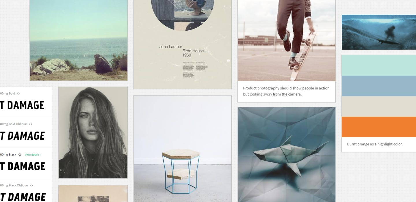 How To Make A Moodboard 2020 Step By Step Guide