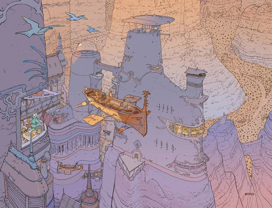 Mind Blowing Artwork From The Anime Classic Akira The Work Behind The Work