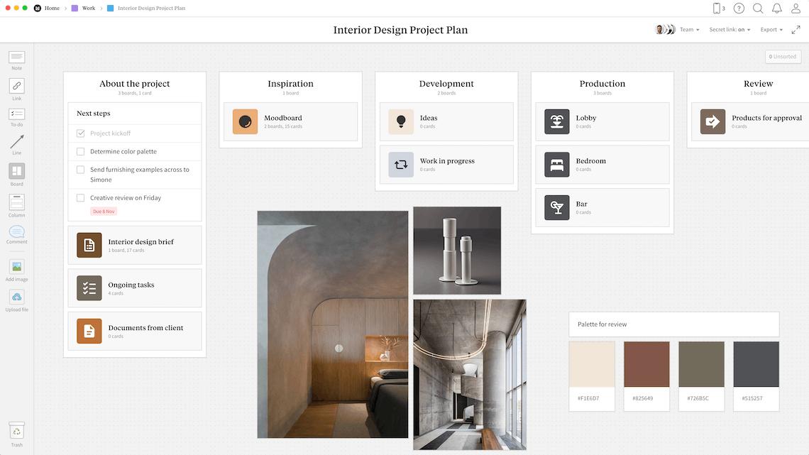 Top Project Plan Templates For Excel Smartsheet |Interior Design Project Planning Worksheet