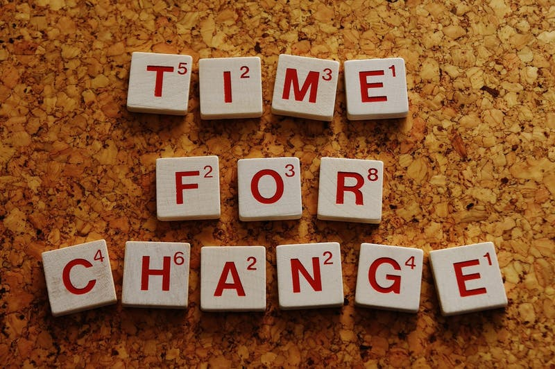 Wie du anfangen kannst, dein Leben zu verändern.