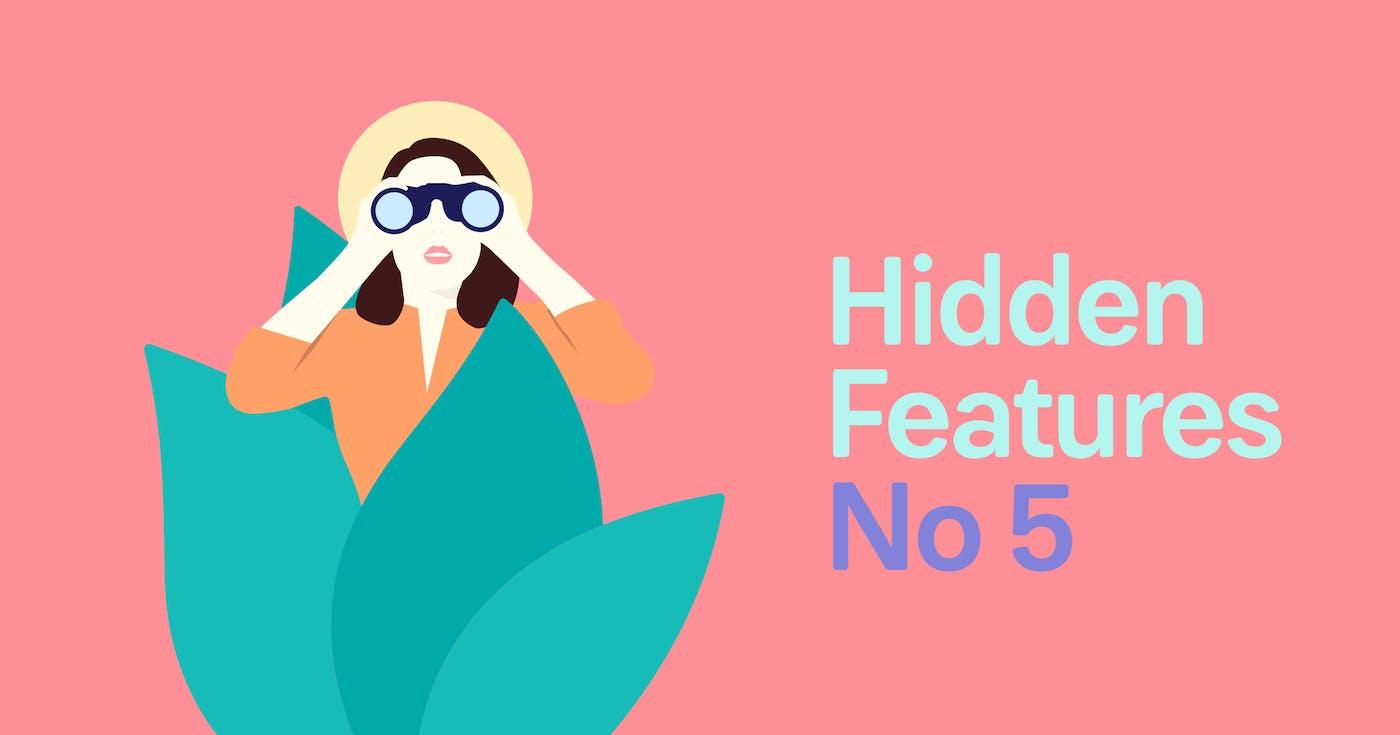 MindNode's Hidden Features – iOS Gestures