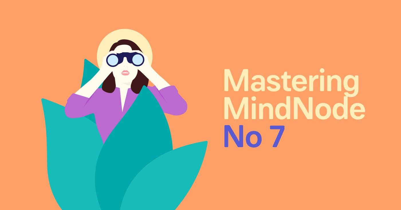 Mastering MindNode – Canvas Interactions Pt. 2