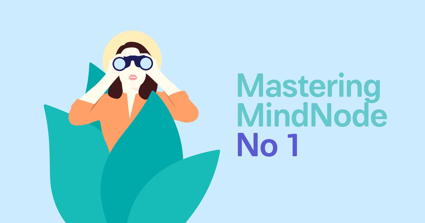 Mastering MindNode – Long Press Actions in iOS – Pt. 1