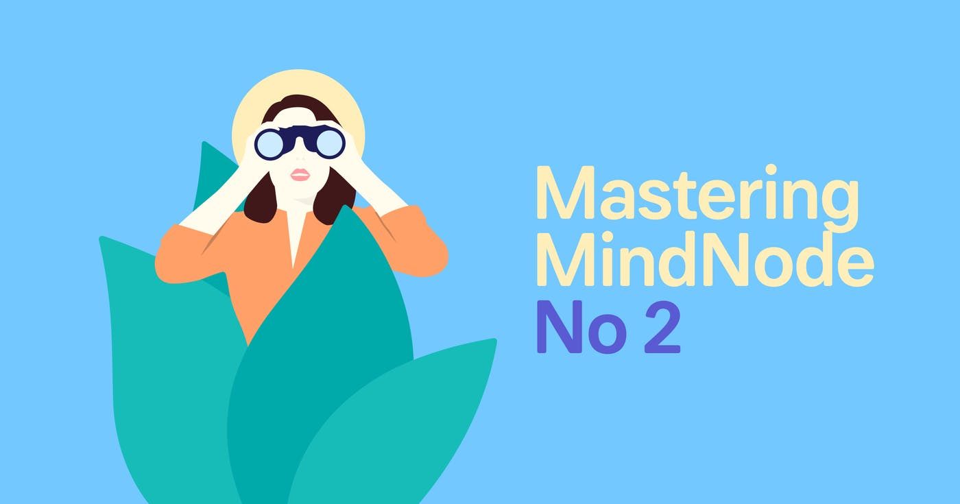 Mastering MindNode – Long Press Actions in iOS – Pt. 2