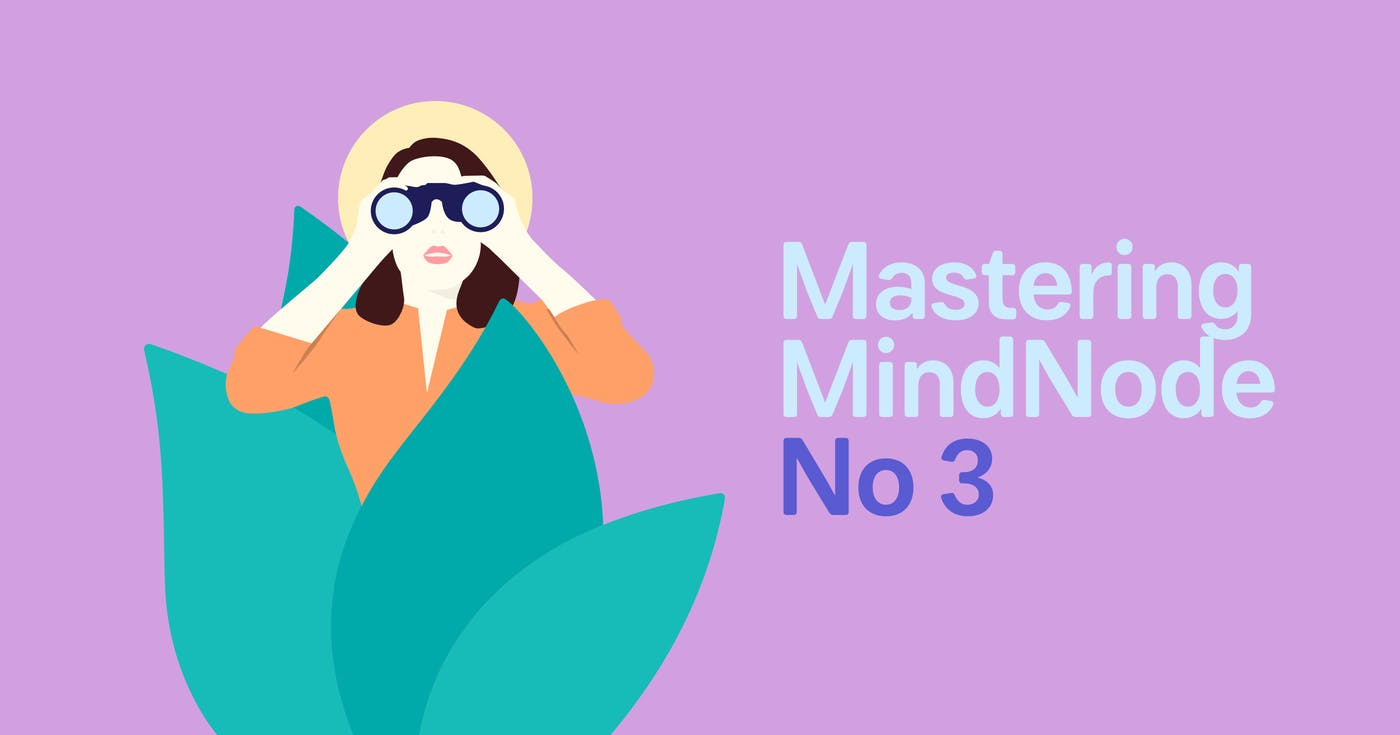 Mastering MindNode - Advanced Text Shortcuts