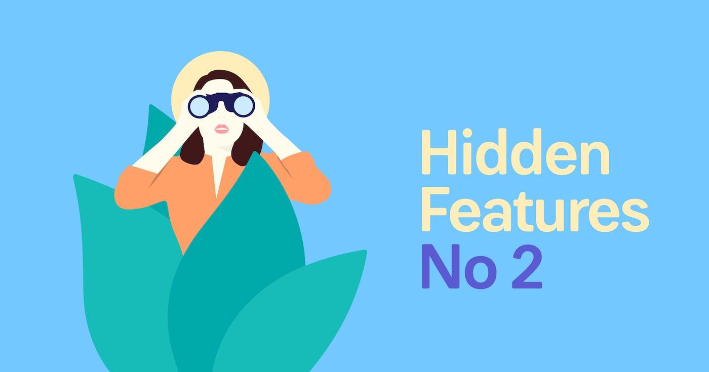 MindNode's Hidden Features – Long Press Actions in iOS – Pt. 2