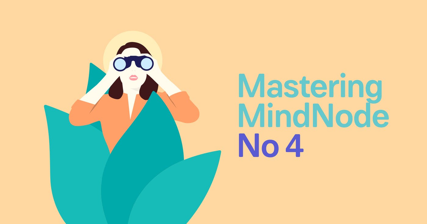Mastering MindNode – Mac Shortcuts