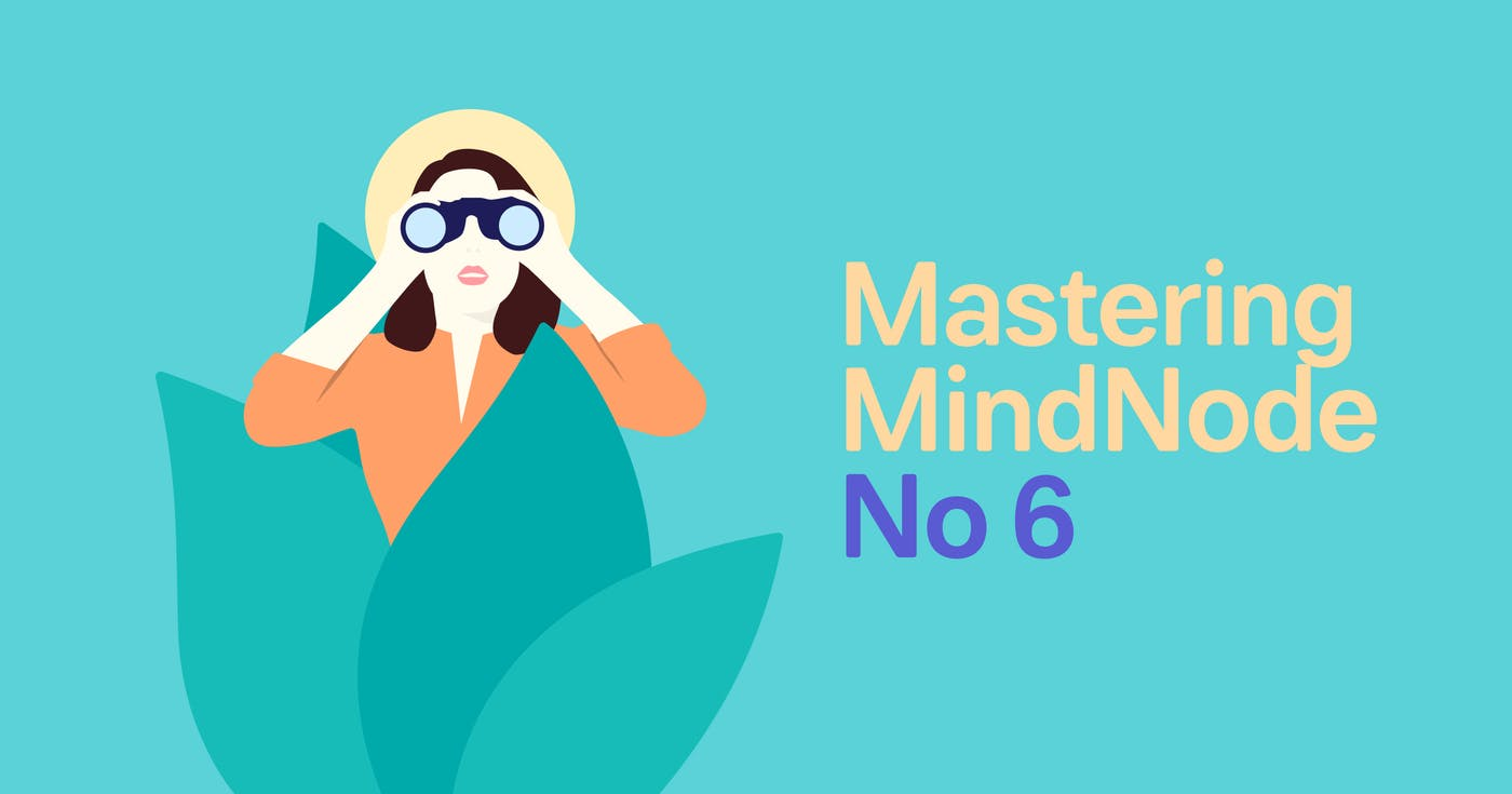 Mastering MindNode – Canvas Interactions Pt. 1