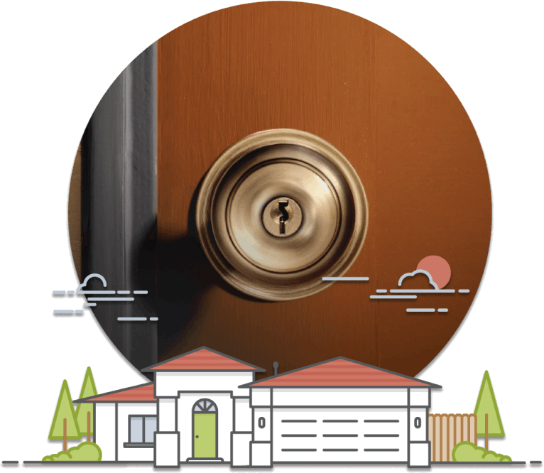 With our network, a certified local locksmith is just around any corner 24/7/365 with 100% satisfaction guaranteed.