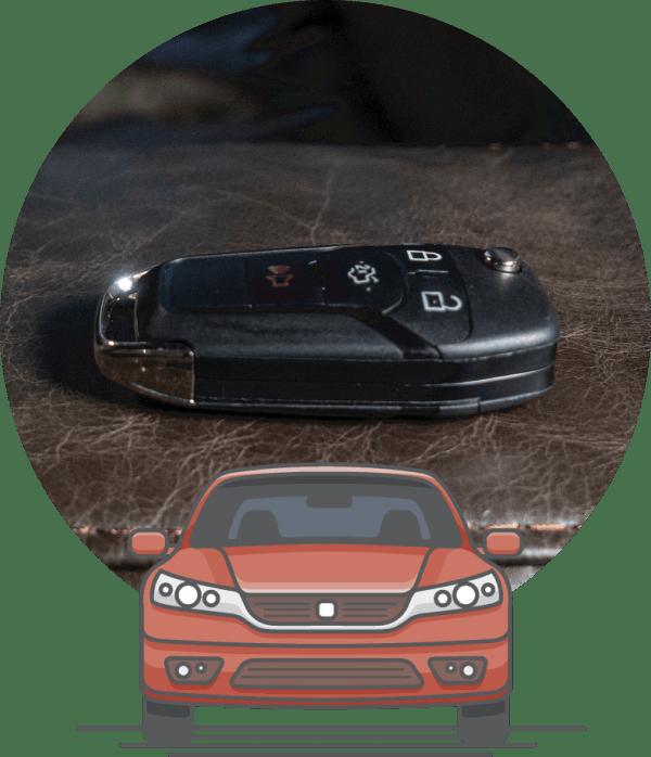 CAR KEYS COPIED