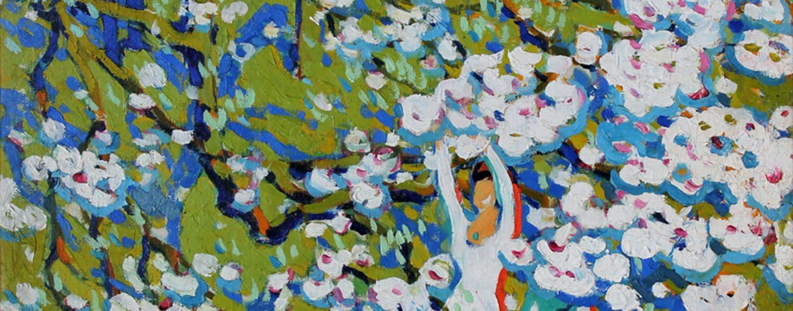 David Milne, Painting, Milne