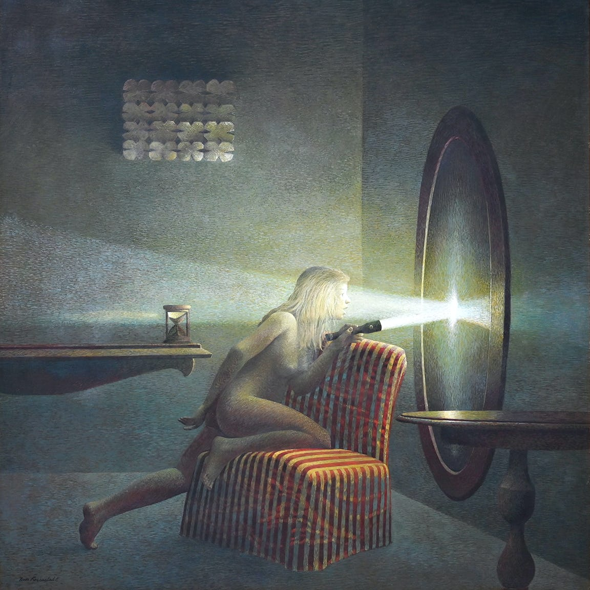 Discovery of Self by Tom Forrestall