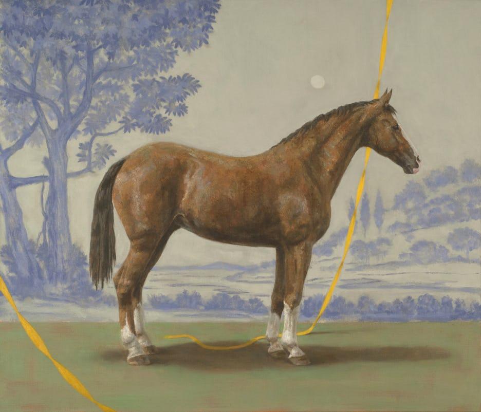 Prize Horse by Fabian Jean