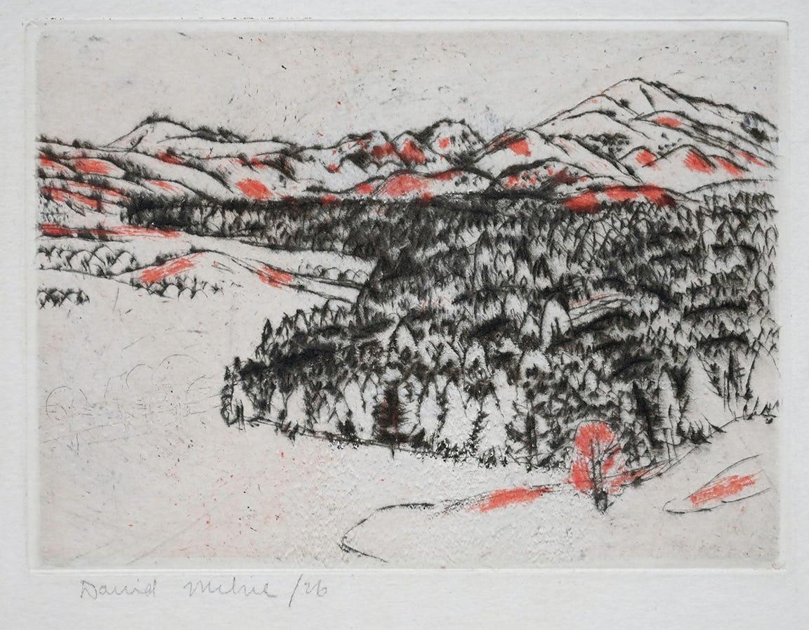 art, gallery, toronto, Milne, David Milne, art gallery