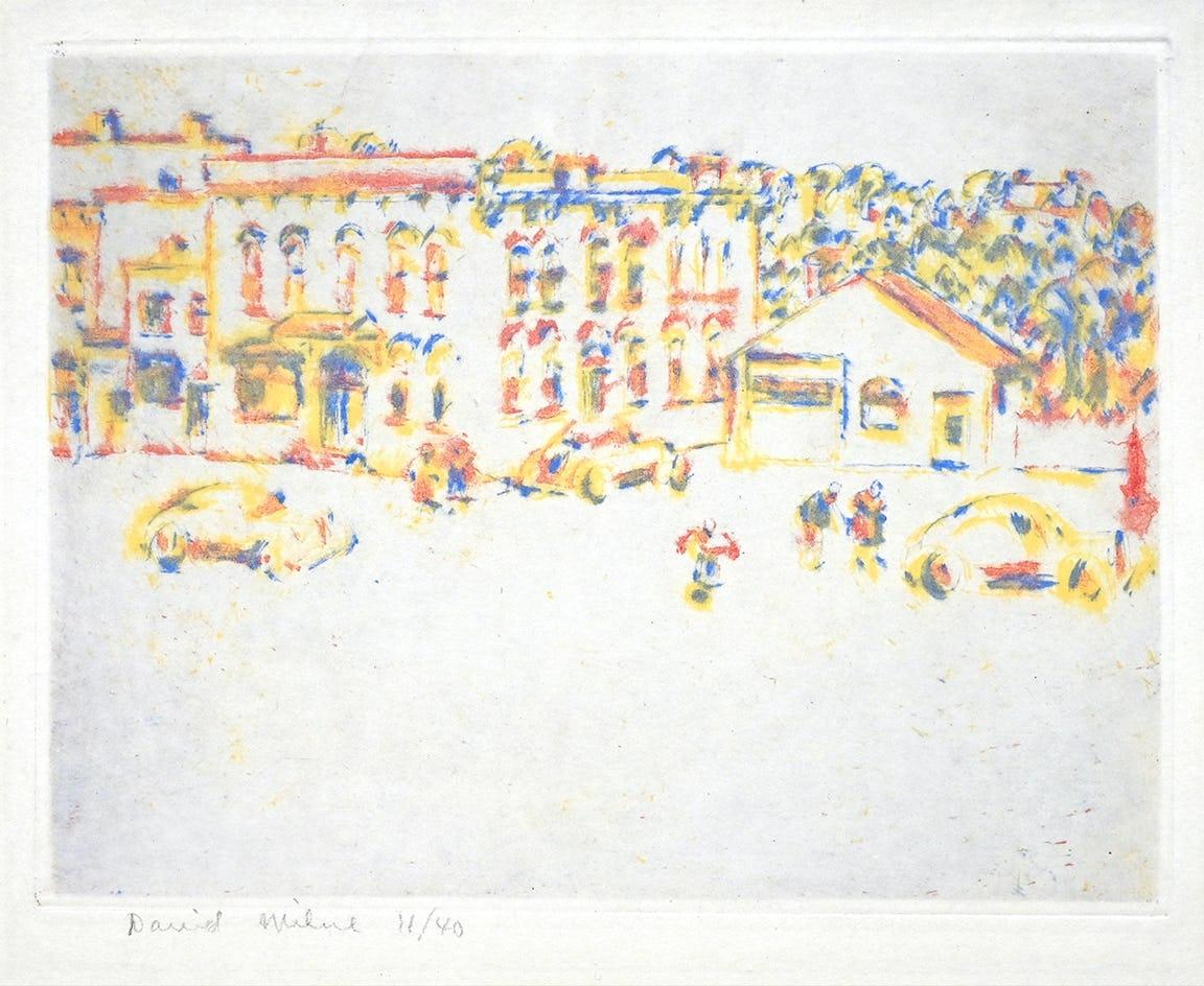 art, gallery, toronto, art gallery, Milne, David Milne