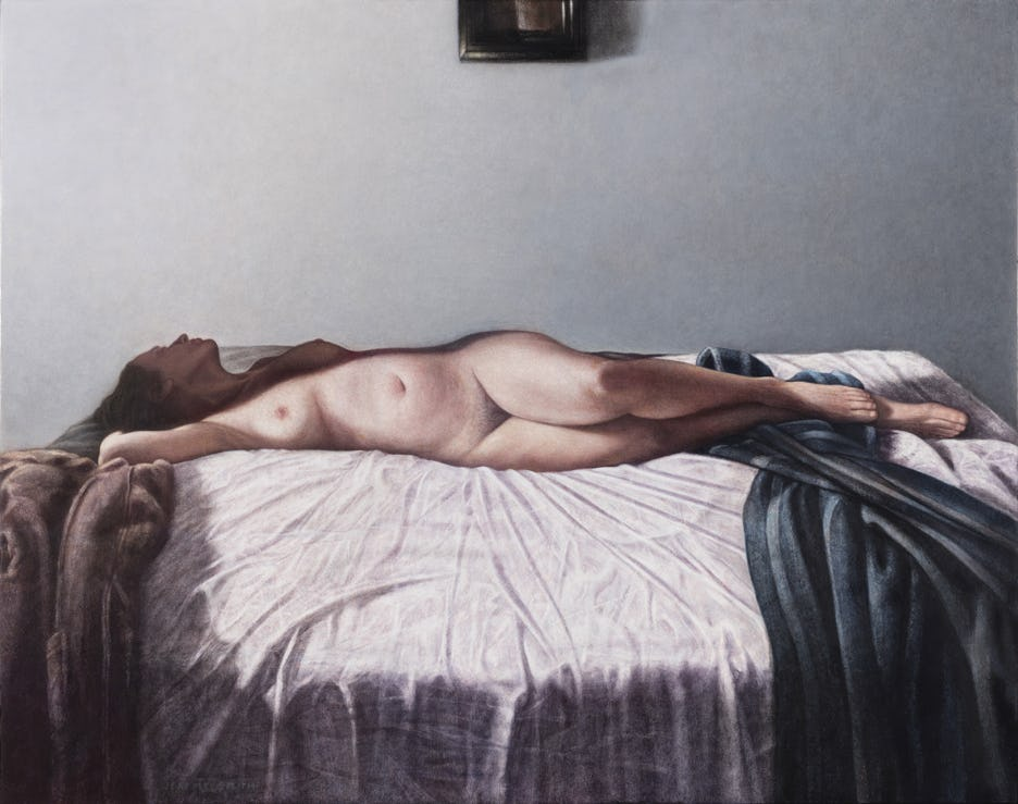 nude and shadow by jeremy smith