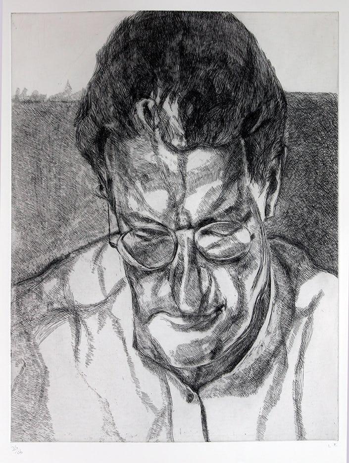 Freud, print