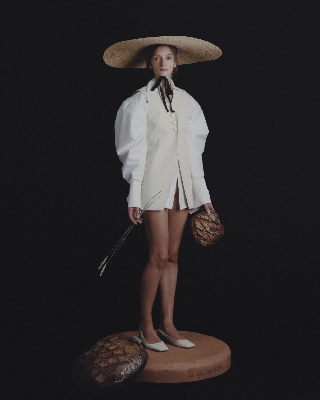 JACQUEMUS SANTONS BY DAVID LURASCHI