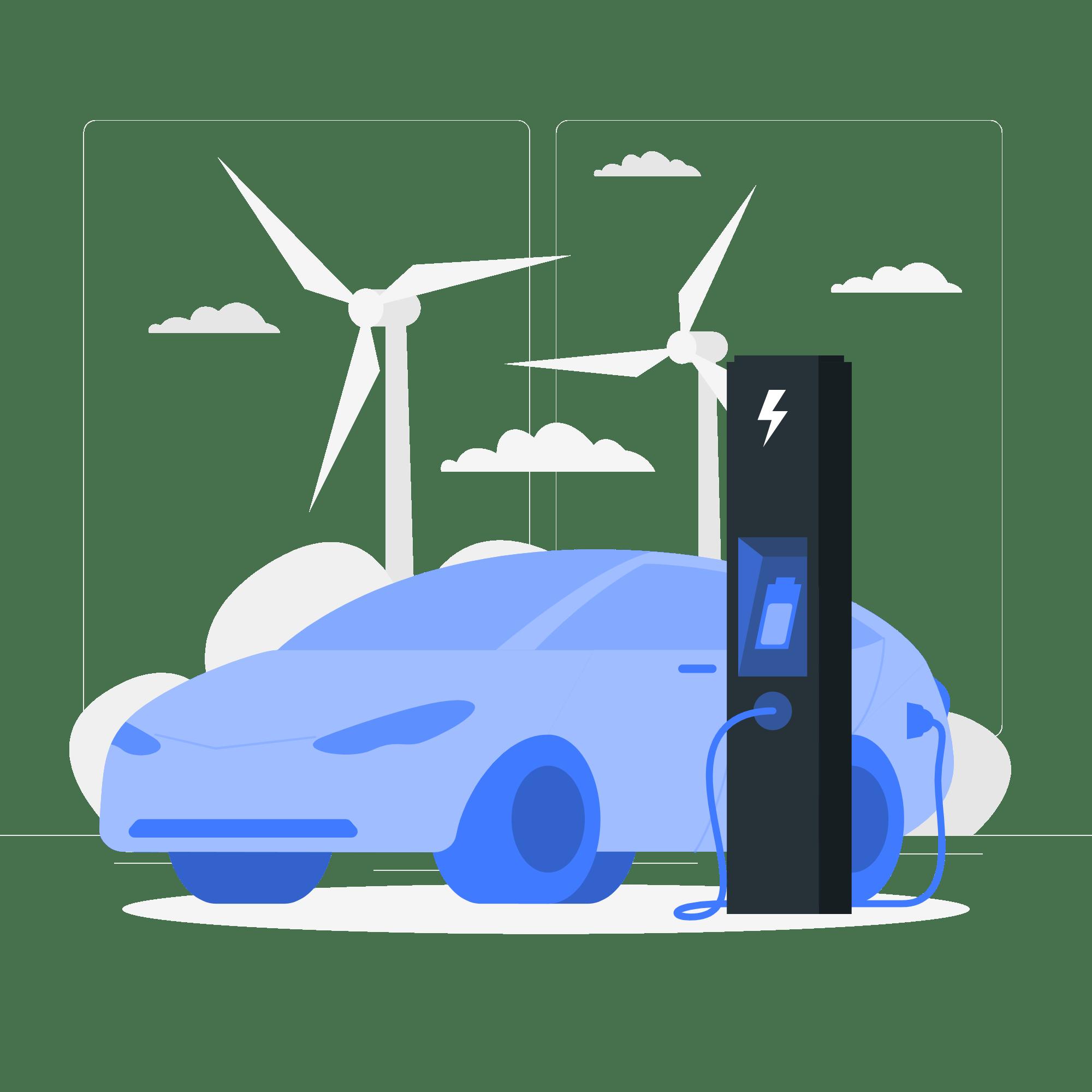 Faire un crédit auto pour une voiture électrique