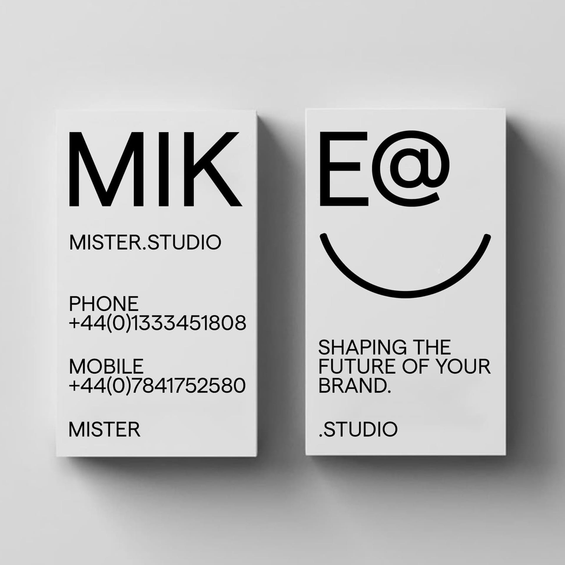 Project by Mister Studio