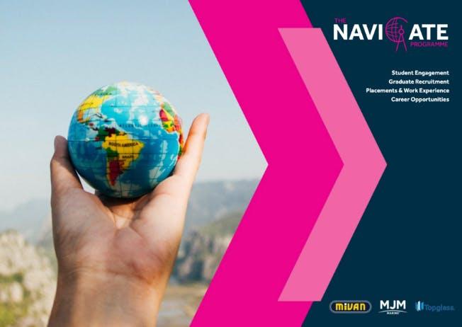 Navigate Programme banner