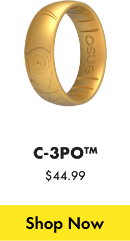 C-3PO™ ring. Click here to shop the C-3PO™ ring.