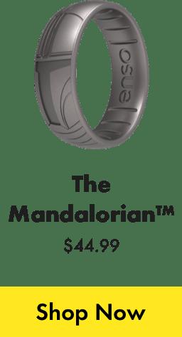 Mandalorian™ ring. Click here to shop the Mandalorian™ ring