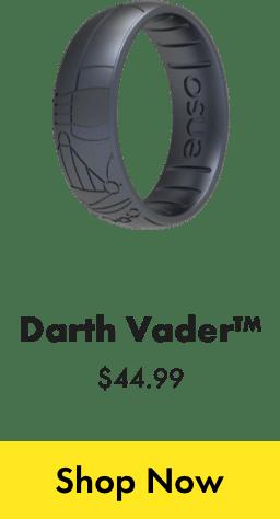 Darth Vader™ ring. Click here to shop the Darth Vader™ ring.