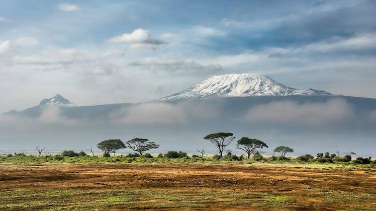 Photo of Mt. Kilimanjaro