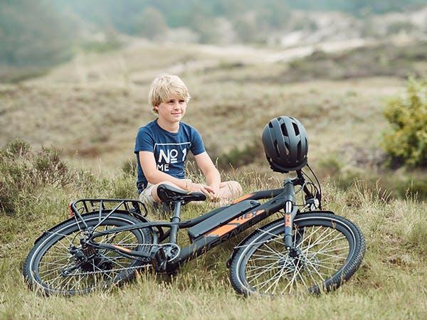 Die 2019er E-Bikes von Prophete.