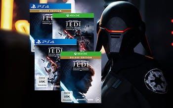 Rette den Orden der Jedi.
