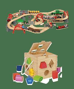 Baby- & Kleinkinderspielzeug