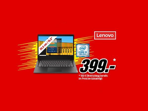Wahnsinns-Schnell-Verkauf mit Lenovo.