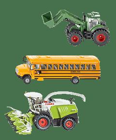Spielzeugfahrzeuge, Flugzeuge & Schiffe