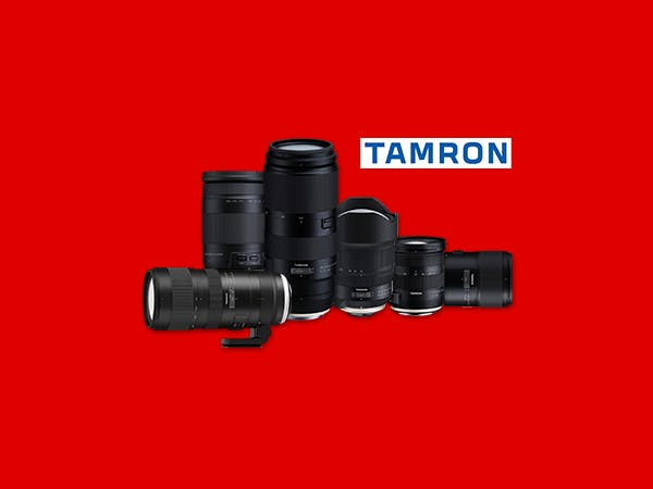 Objektiv-Highlights von Tamron
