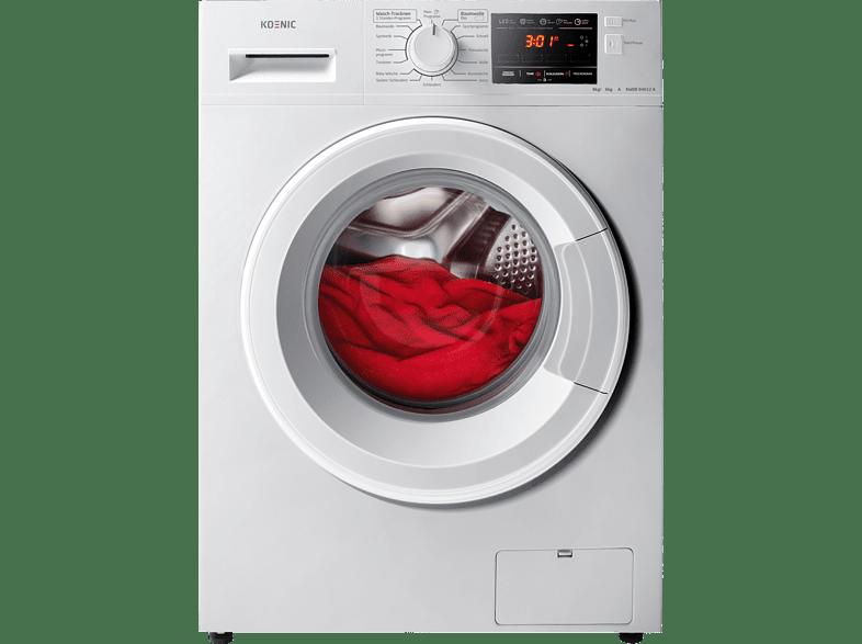 Waschen + Trocknen