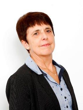 Annick Allain, vice-presidente de la MNT