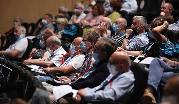 Délégués des adhérents, Assemblée générale 2021