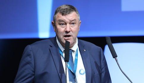 AG MNT 2021 à Clermont-Ferrand Didier Bée nouveau président